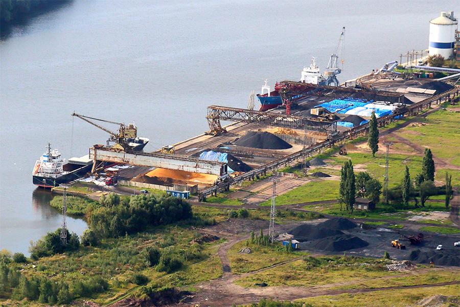 ALFA – Nowe nabrzeże dalbowe dla metanolu prawie gotowe
